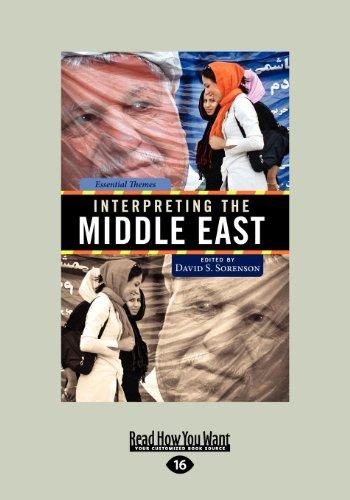 9781459614482: Interpreting the Middle East (Large Print 16pt), Volume 2