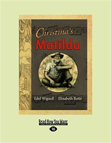 9781459615274: Christina's Matilda