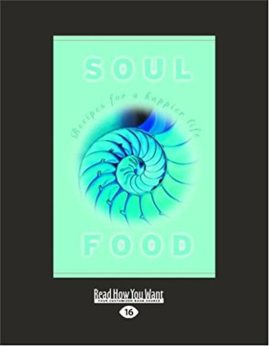 9781459615748: Soul Food: Recipes for a happier life