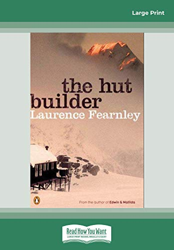 Hut Builder (Paperback): Laurence Fearnley