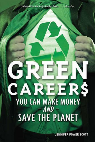 9781459617070: Green Careers: You Can Make Money and Save the Planet (Large Print 16pt)