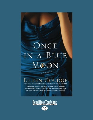 9781459617148: Once in a Blue Moon (Large Print 16pt)