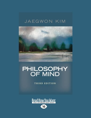 9781459617209: Philosophy of Mind (Large Print 16pt)