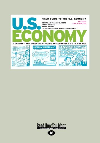 9781459617810: Field Guide to the U.S. Economy (Large Print 16pt)
