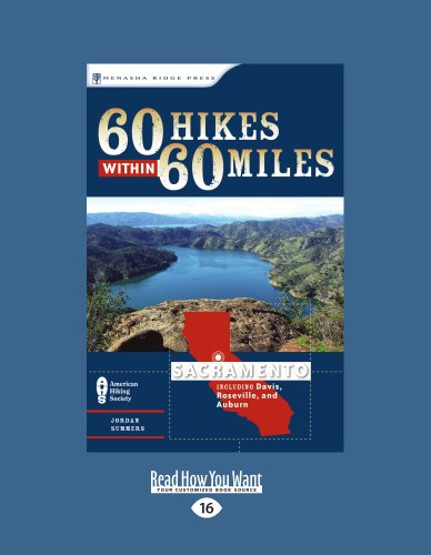 9781459617902: 60 Hikes Within 60 Miles: Sacramento