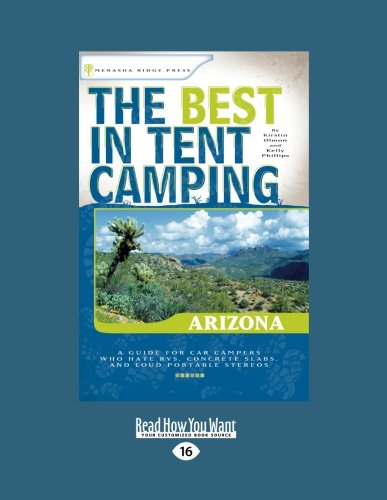 9781459618022: The Best in Tent Camping: Arizona