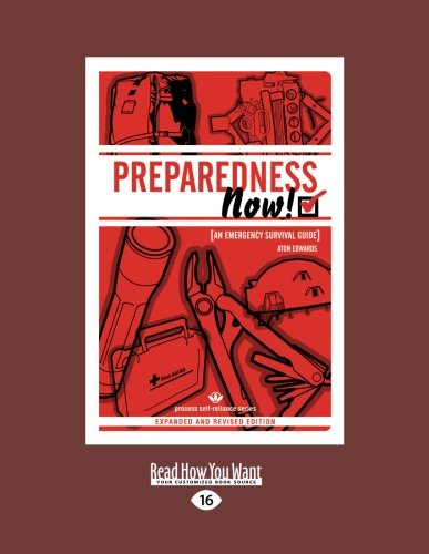 9781459618251: Preparedness Now!: An Emergency Survival Guide