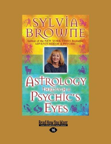 9781459619289: Astrology Through a Psychic's Eyes