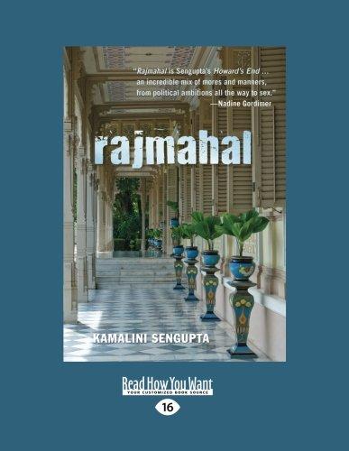 9781459619302: Rajmahal