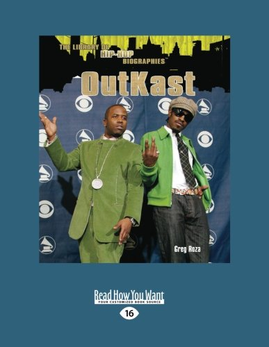 9781459621886: OutKast (The Library of Hip-Hop Biographies)