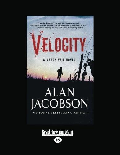 9781459622852: Velocity: (Karen Vail)