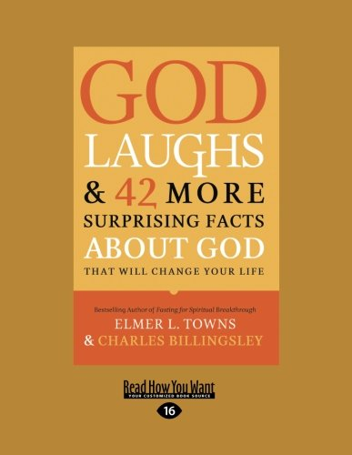9781459622906: God Laughs: And 42 More Surprising Facts About God That Will Change Your Life