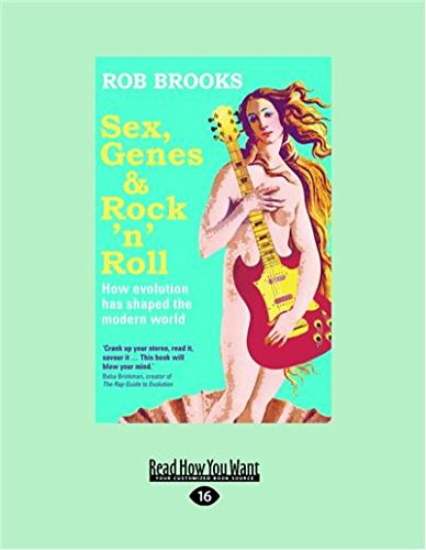 9781459623323: Sex Genes and Rock 'n Roll (1 Volume Set): How Evolution Has Changed the World