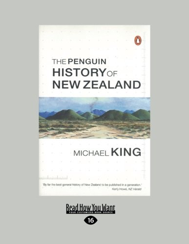 The Penguin History of New Zealand: King, Michael