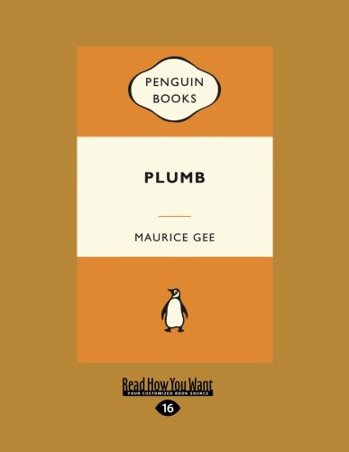 Plumb (1459623789) by Maurice Gee