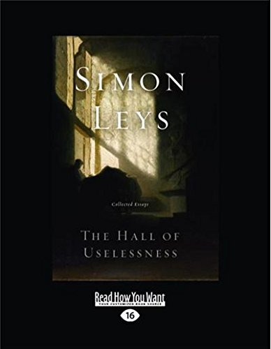 9781459624986: The Hall of Uselessness (2 Volume Set): Collected Essays