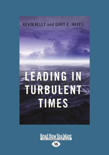 9781459626201: Leading in Turbulent Times