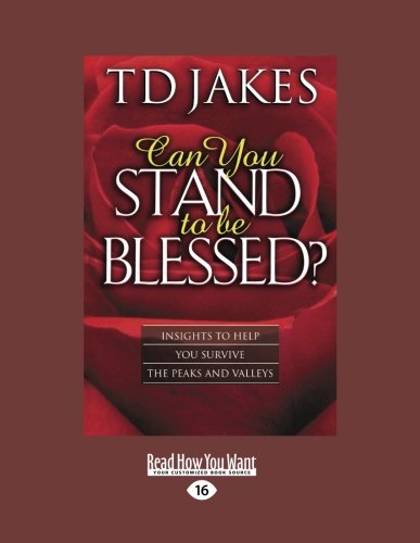9781459628328: Can You Stand to be Blessed Revised