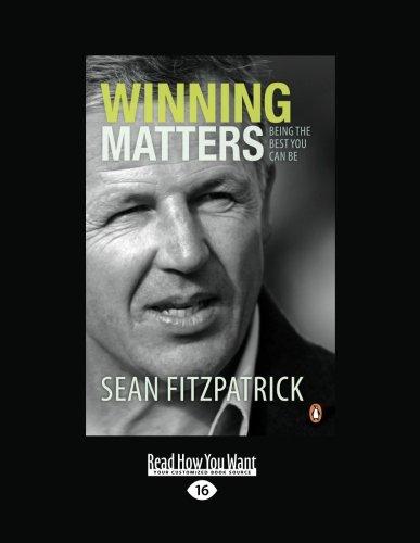 9781459628915: Winning Matters