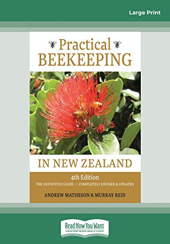 9781459629882: Practical Beekeeping in New Zealand (4th Edition): The Definitive Guide - Completely Revised and Updated