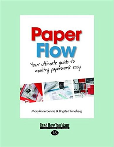 9781459632523: Paper Flow:: Your Ultimate Guide to Making Paperwork Easy