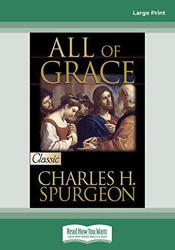 9781459633162: All of Grace (Large Print 16pt)