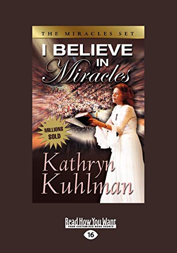 9781459633230: I Believe in Miracles
