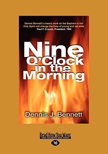 9781459633247: Nine O'Clock in Morning