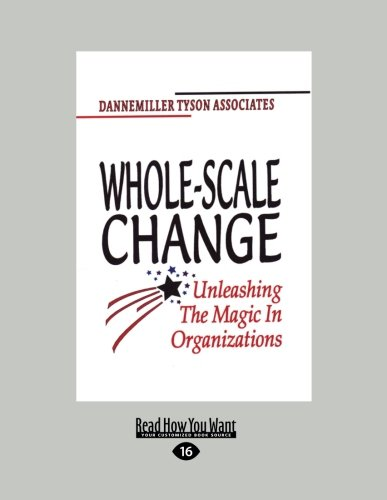 9781459633407: Whole-Scale Change (Large Print 16pt)