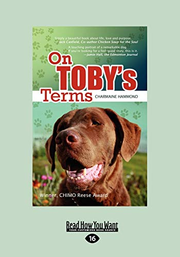 9781459634237: On Toby's Terms