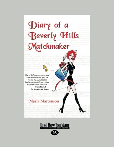9781459634251: Diary of a Beverly Hills Matchmaker