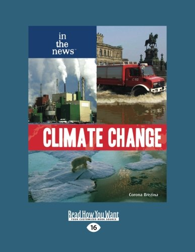 9781459634442: In the News-Climate Change: In the News