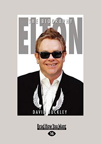9781459634893: Elton: The Biography
