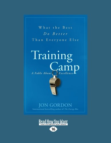 9781459635838: Training Camp: What the Best Do Better Than Everyone Else