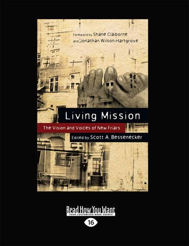 9781459636118: Living Mission: The Vision and Voices of New Friars