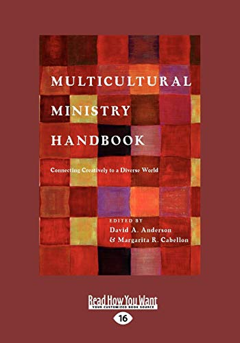 9781459636149: Multicultural Ministry Handbook: Connecting Creatively to a Diverse World