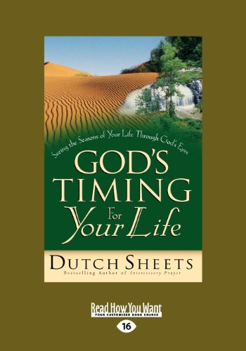 9781459639157: God's Timing for Your Life: Seeing the Seasons of Your Life Through God's Eyes (Life Point)