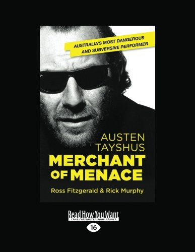 9781459640436: Austen Tayshus: Merchant of Menace