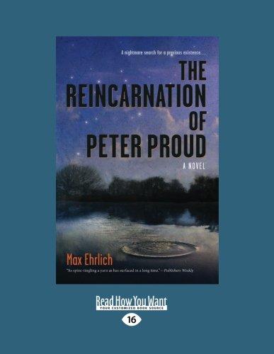 9781459641013: The Reincarnation of Peter Proud: (No Subtitle) (Large Print 16pt)