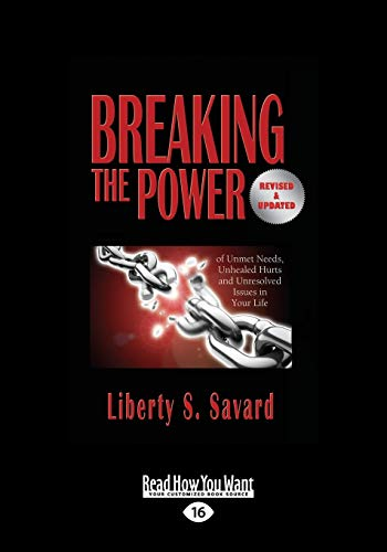 Breaking the Power: Liberty Savard