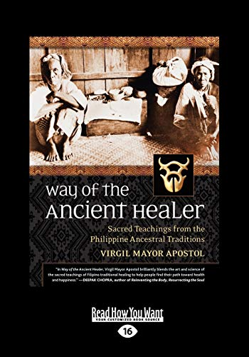 9781459642454: Way of the Ancient Healer:: Sacred Teachings from the Philippine Ancestral Traditions