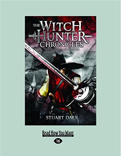9781459642713: The Witch Hunter Chronicles 1: The Scourge of Jericho