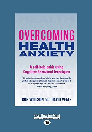 9781459642898: Overcoming Health Anxiety: A self-help guide using Cognitive Behavioral Techniques