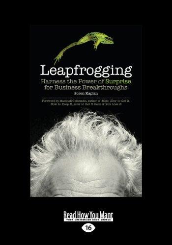 Leapfrogging: Soren Kaplan
