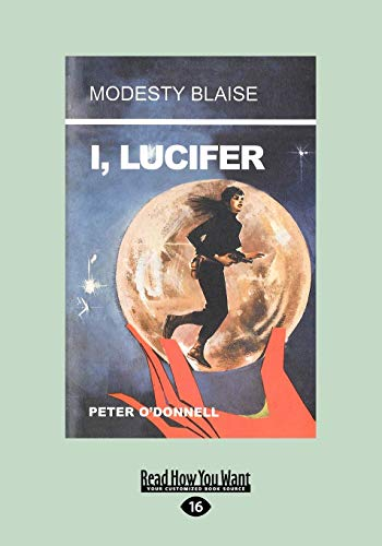 9781459643581: I, Lucifer (Large Print 16pt)