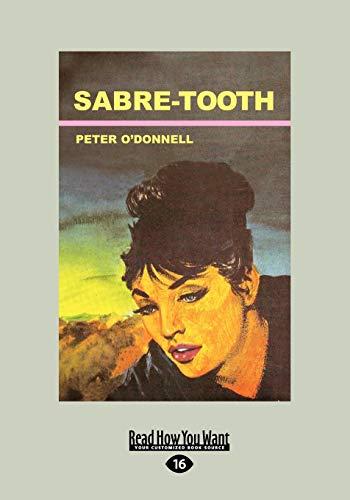 9781459643635: Sabre-Tooth: A Modesty Blaise Adventure