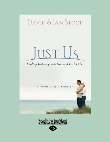 9781459643857: Just Us: Finding Intimacy with God and Each Other