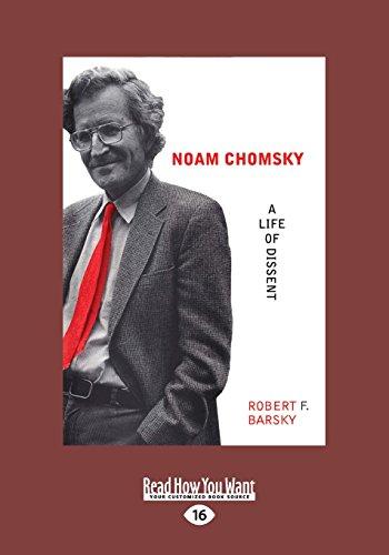 9781459645561: Noam Chomsky: A Life of Dissent (Large Print 16pt)