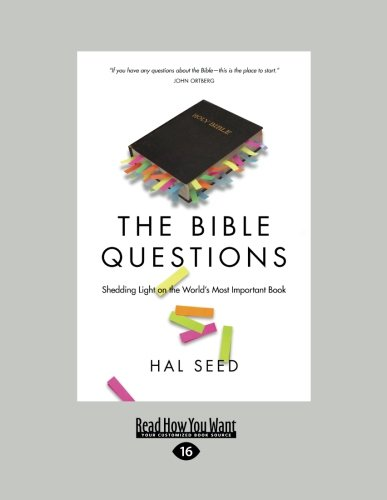 9781459646124: The Bible Questions: Shedding Light on the World's Most Important Book