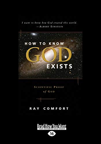 9781459647473: How to Know God Exists: Scientific Proof of God